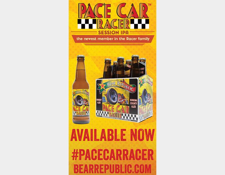 Bear Republic - Pace Car Racer