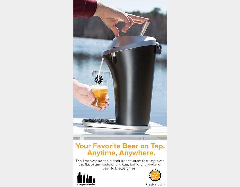 Fizzics Drft Beer System