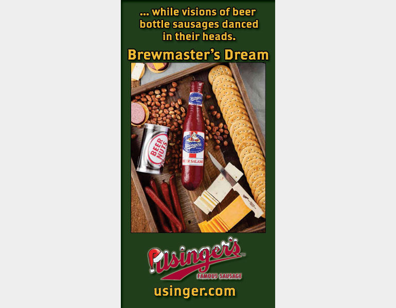 Usinger's - The Brewmasters Dream
