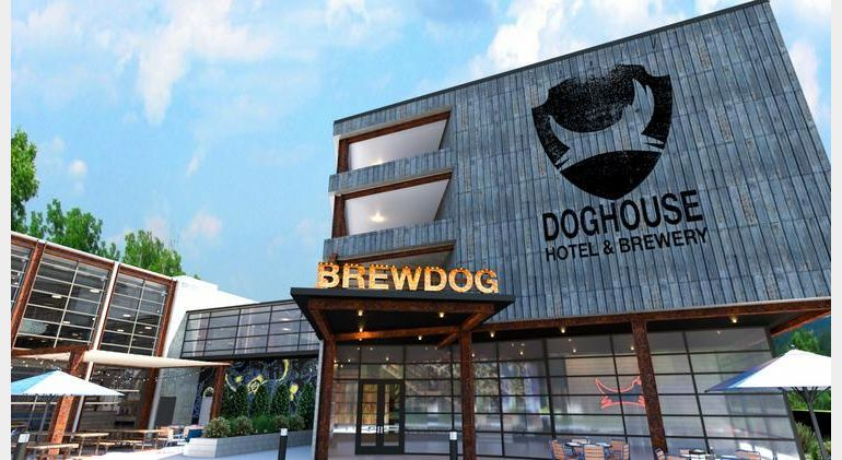 Brewdog Doghouse Hotel