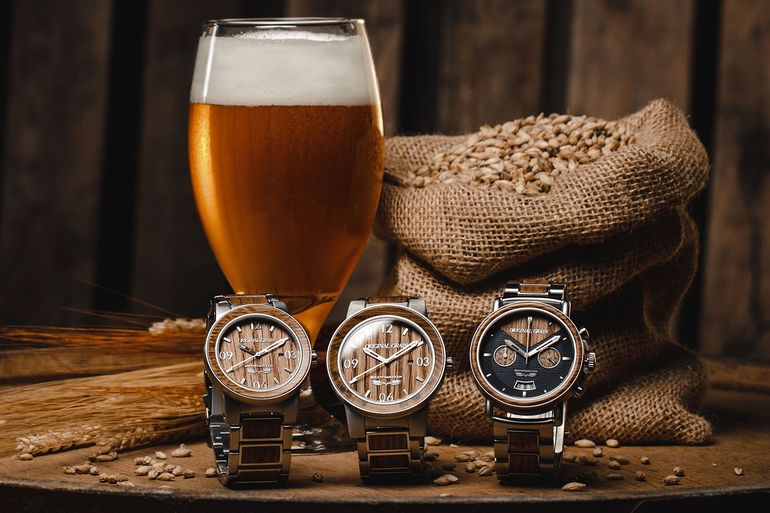REVIEWS: Product Review: Original Grain Watches