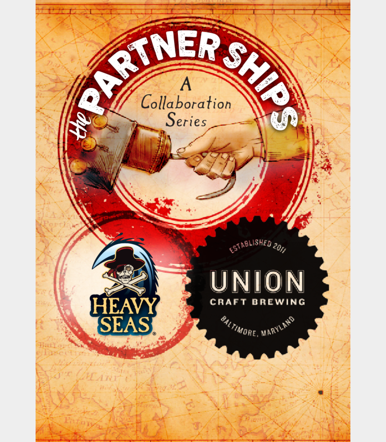 Heavy seas first 2017 collaboration with union craft for Union craft brewing baltimore md