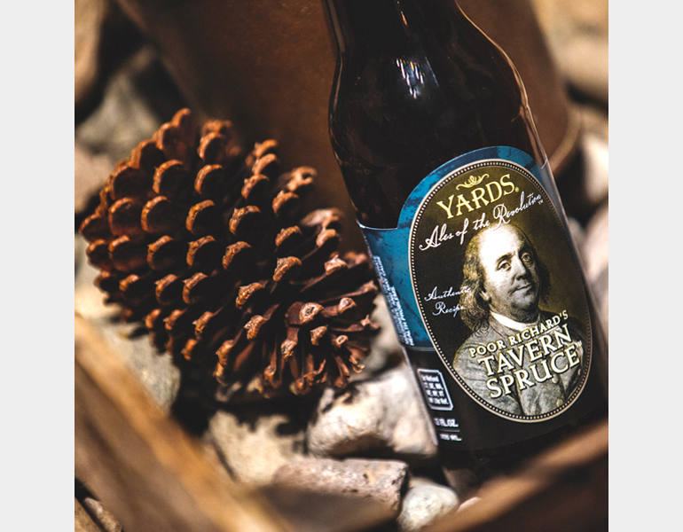 Spruce Beer: Old World Cheer For Any Time of Year