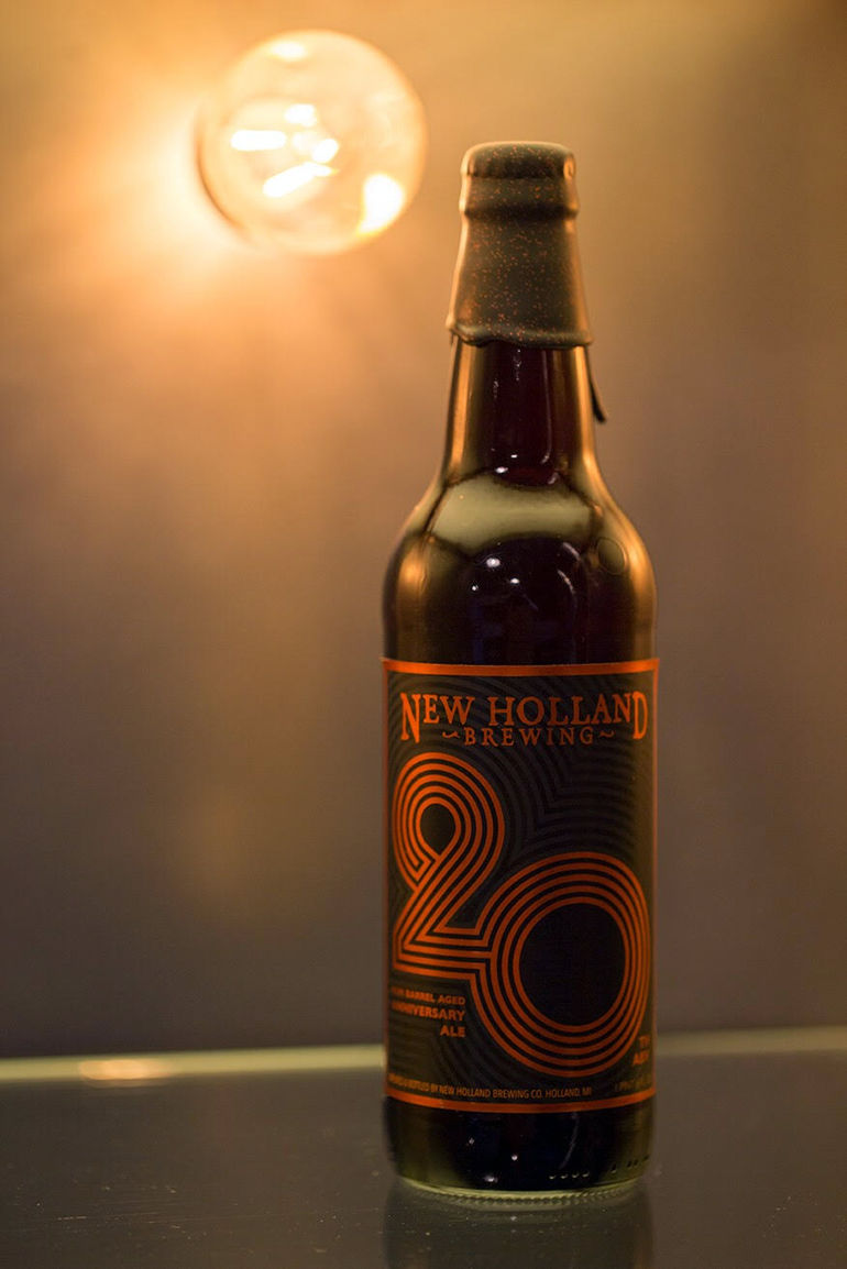 New Holland 20th Anniversary Ale