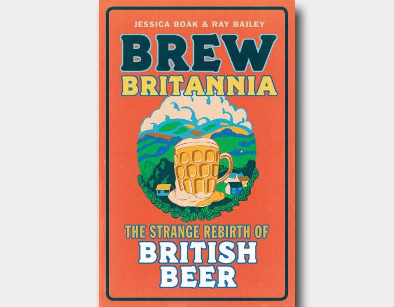 REVIEWS - Book: Brew Britannia