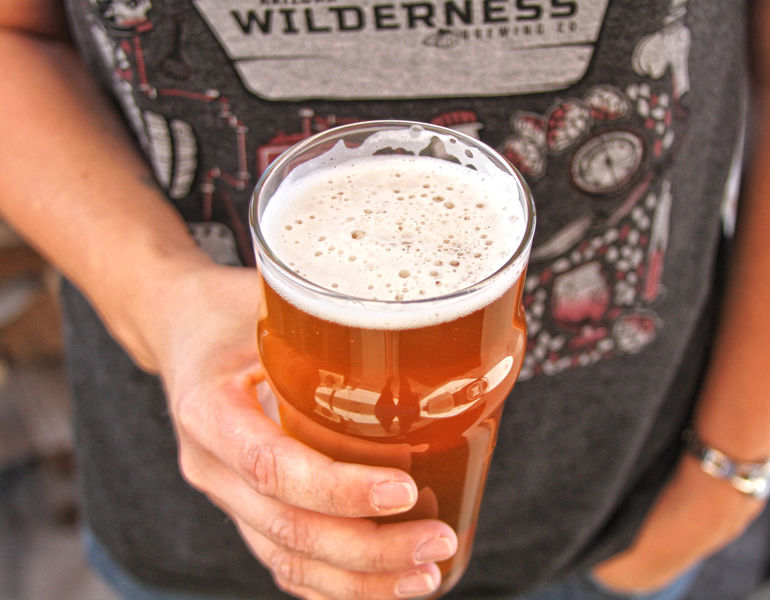BREWERY TOUR – Arizona Wilderness Brewing Co.