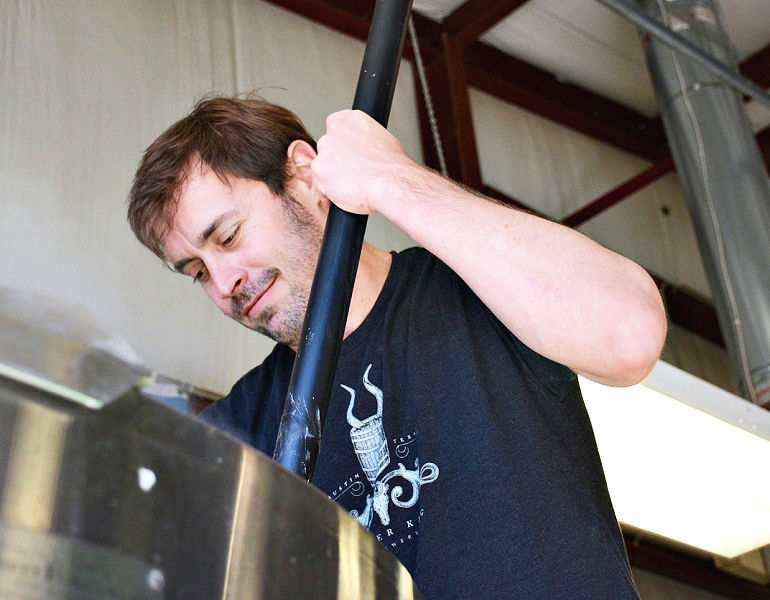 FIRST RUNNINGS – Brewing With: Jeffrey Stuffings of Jester King (Photo Courtesy of Jester King)