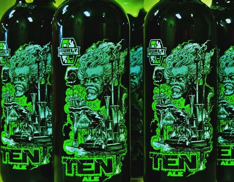 SEASONALS & HOT NEW RELEASES – Surly Brewing Co. Ten