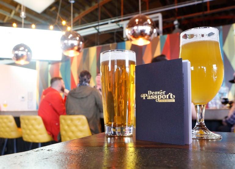 The Passport Program Denver beer