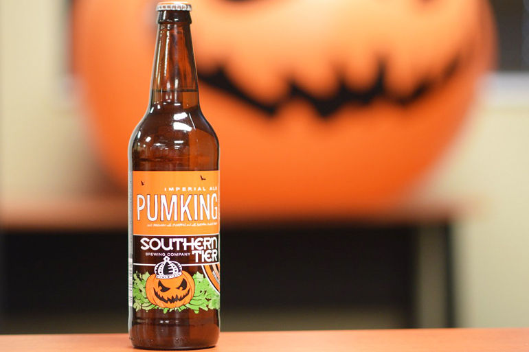 Though pumpkin beers are common, finely brewed examples are somewhat rare.