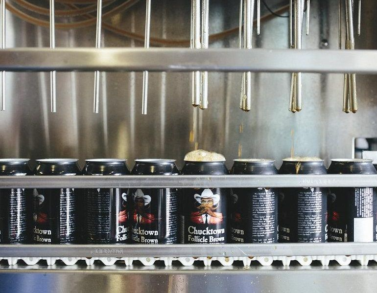 FOOD AND TRAVEL – Charleston Brewery Tour
