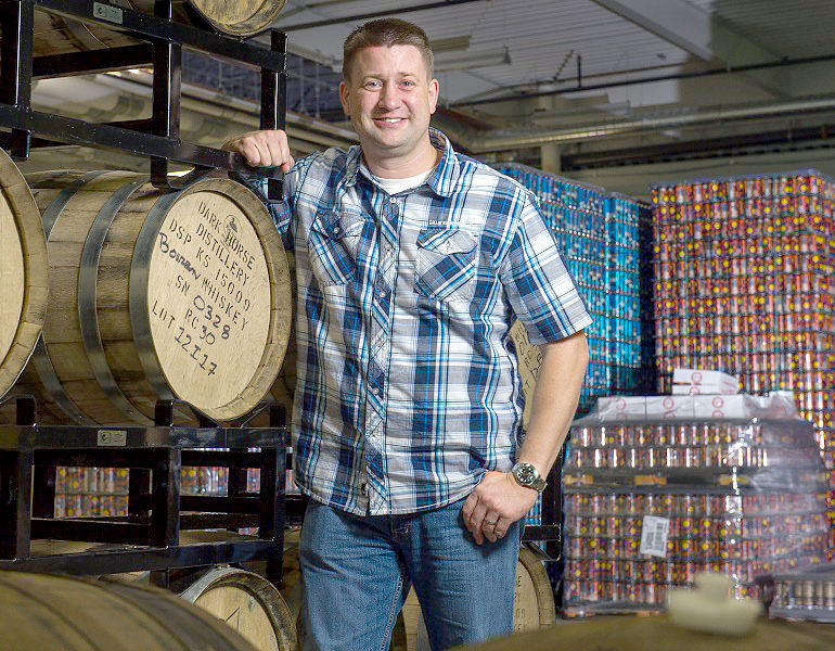 Tallgrass Brewing Founder CEO Jeff Gill