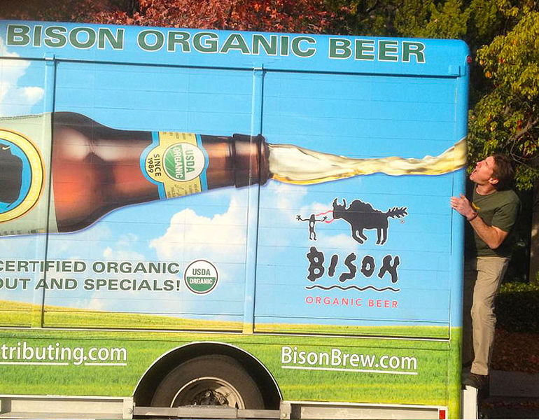 Organic Beer: The Natural Choice
