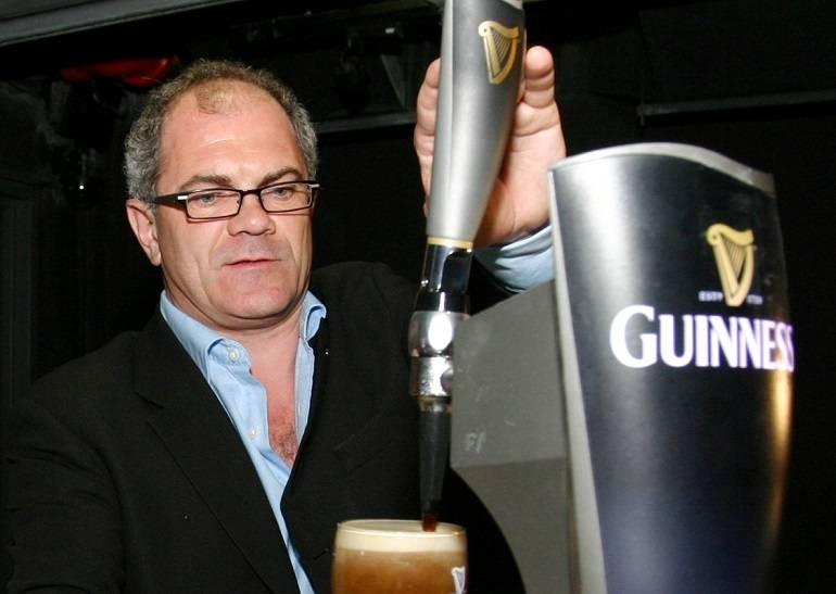 Guinness Brewmaster Fergal Murray