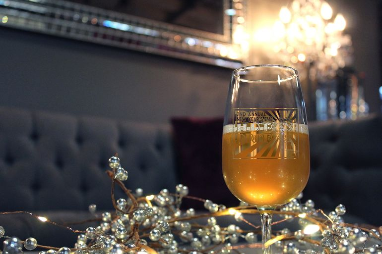 AleSmith Brewing Co. Hosts 2nd Annual Hop Drop on New Year's Eve