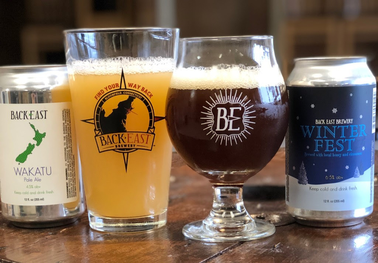 Back East Brewing Announces Two Limited-Release Beers