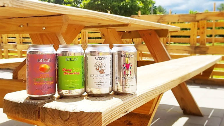 Back East Brewing Co Announces June Beer Releases