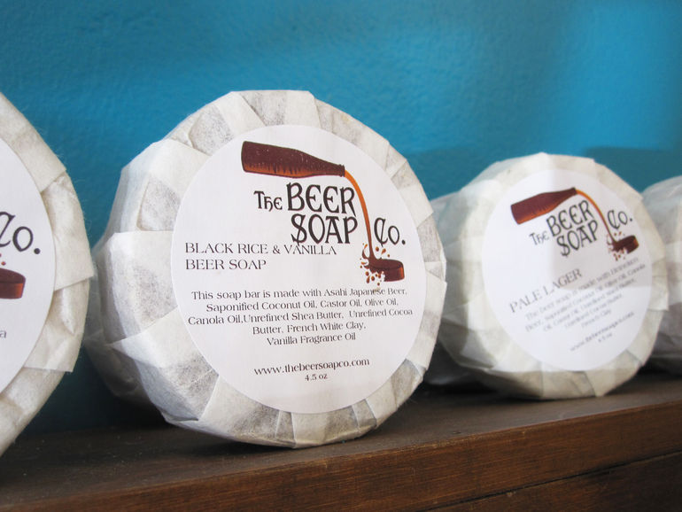 The Beer Soap Co.