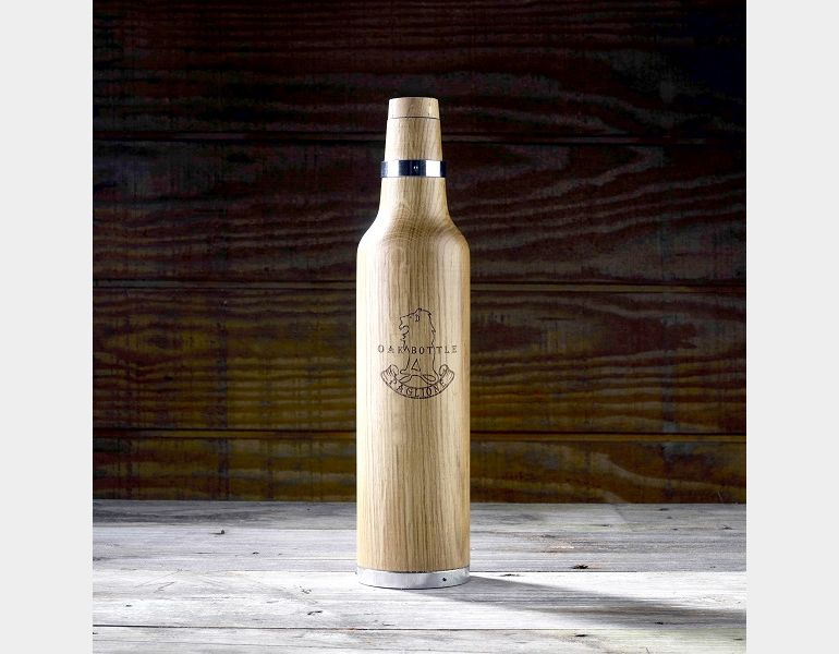 Paglione Oak Bottle