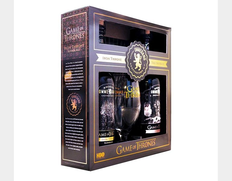 Brewery Ommegang's Game of Thrones Box Set