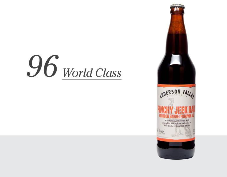 Pinchy Jeek Barl – 96 (World Class)