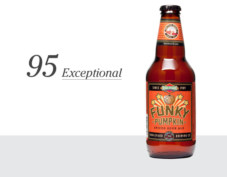 Funky Pumpkin – 95 (Exceptional)