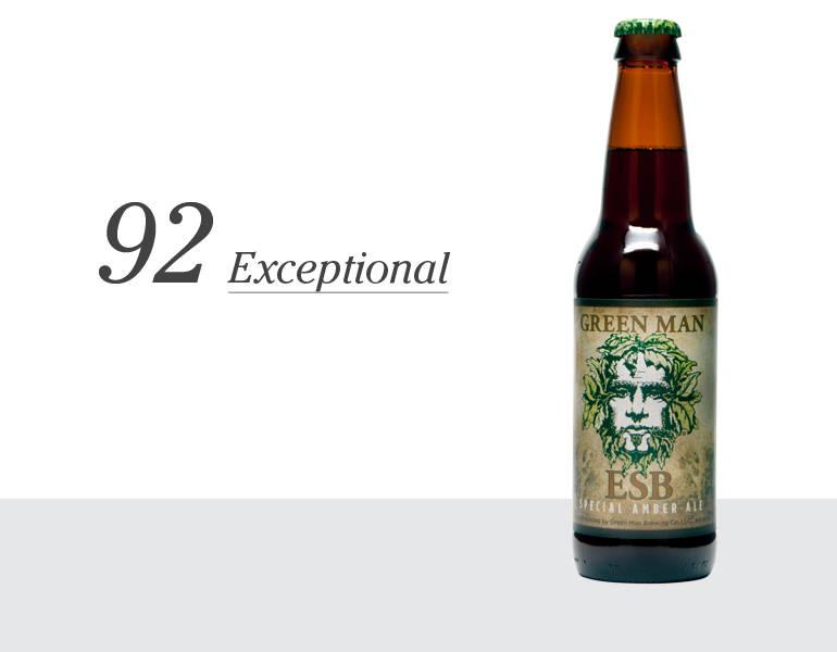 Green Man ESB – 92 (Exceptional)