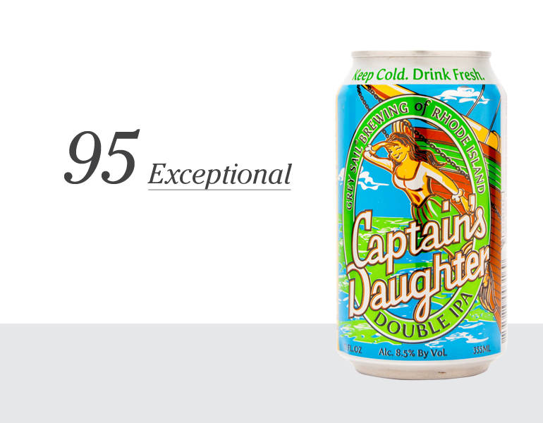 Captain's Daughter – 95 (Exceptional)