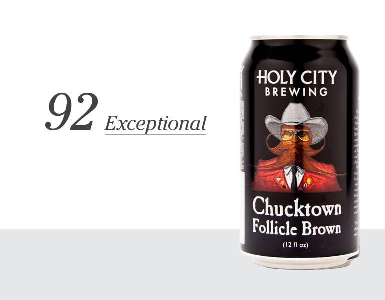 Chucktown Follicle Brown – 92 (Exceptional)