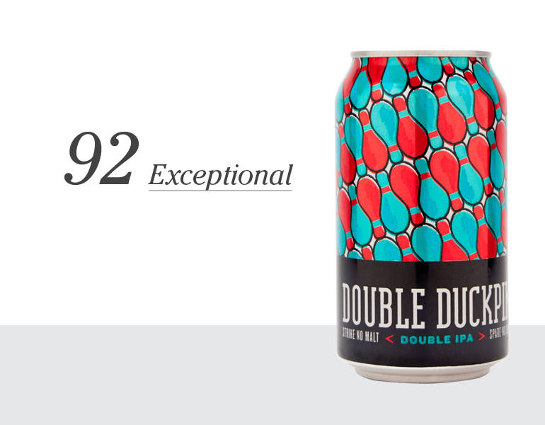 Double Duckpin – 92 (Exceptional)