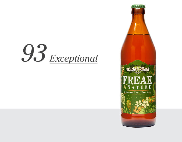 Freak of Nature – 93 (Exceptional)