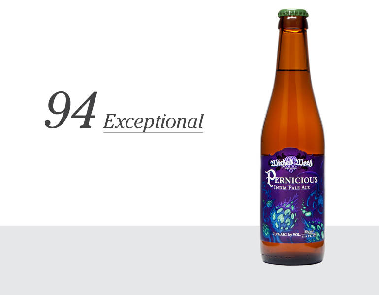 Pernicious IPA – 94 (Exceptional)