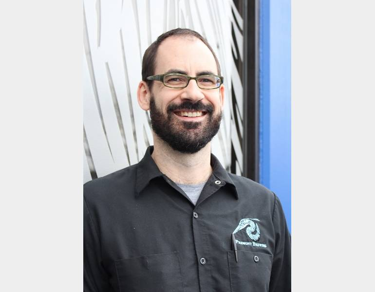 Director of Brewing Operations Matt Lincoln, Fremont Brewing