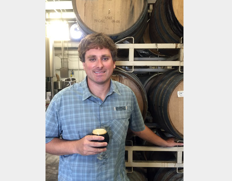 Brewmaster Smith Mathews, Southbound Brewing Co.