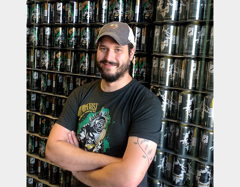 Brewmaster Tony Tielli, Roughtail Brewing Co.