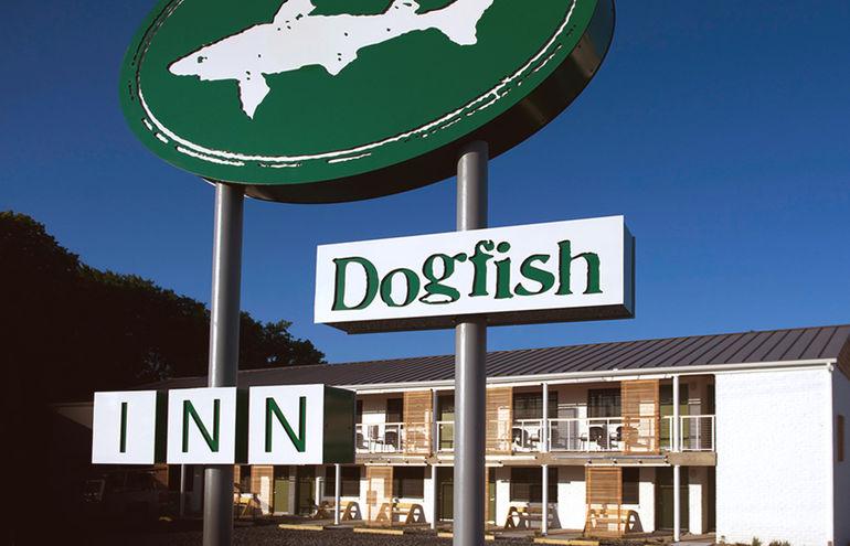 Dogfish Inn, Dogfish Head