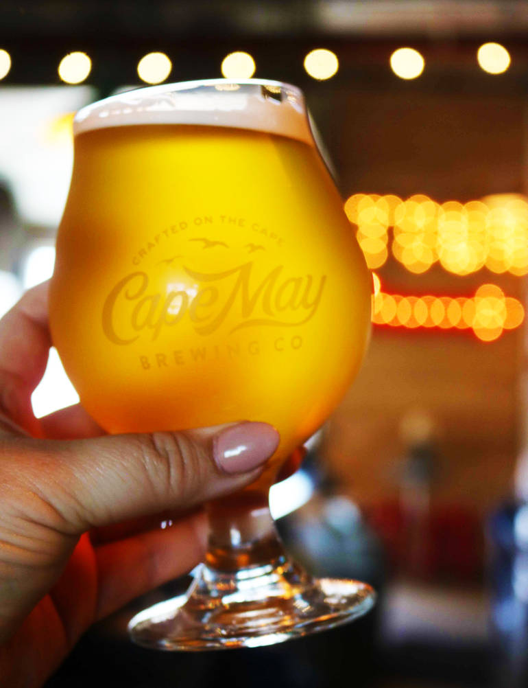 Cape May Brewing Co. Debuts Harmonic Rhythm Beer at Exit Zero Jazz Festival