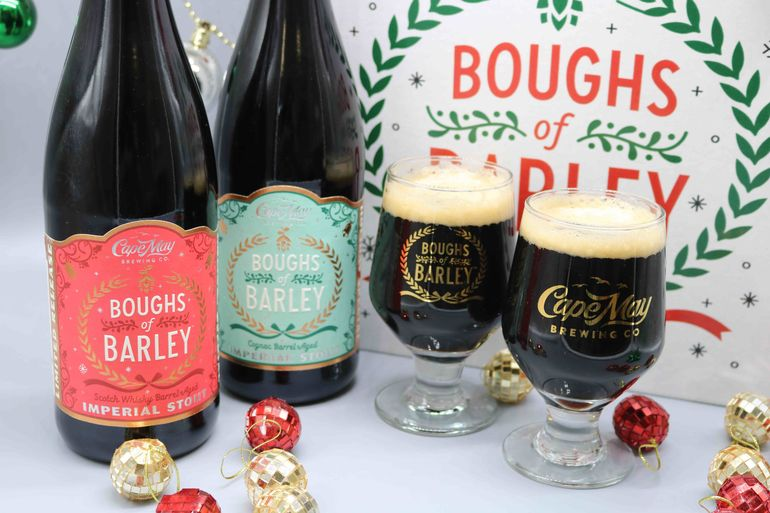 Cape May Brewing Co. Rings in Holiday Season with Boughs of Barley