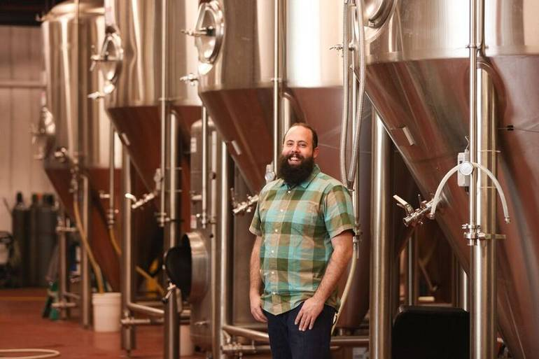 Cape May Director of Brewing Operations Jimmy Valm Talks Always Ready