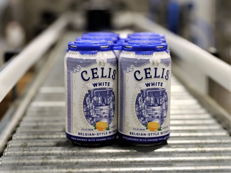 Celis Brewery Debuts First-Ever Canned Beers