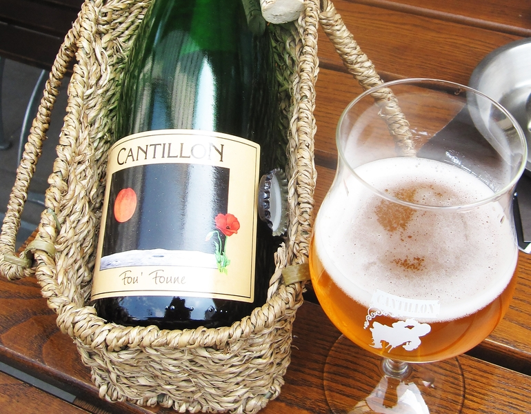The Lambic Basket