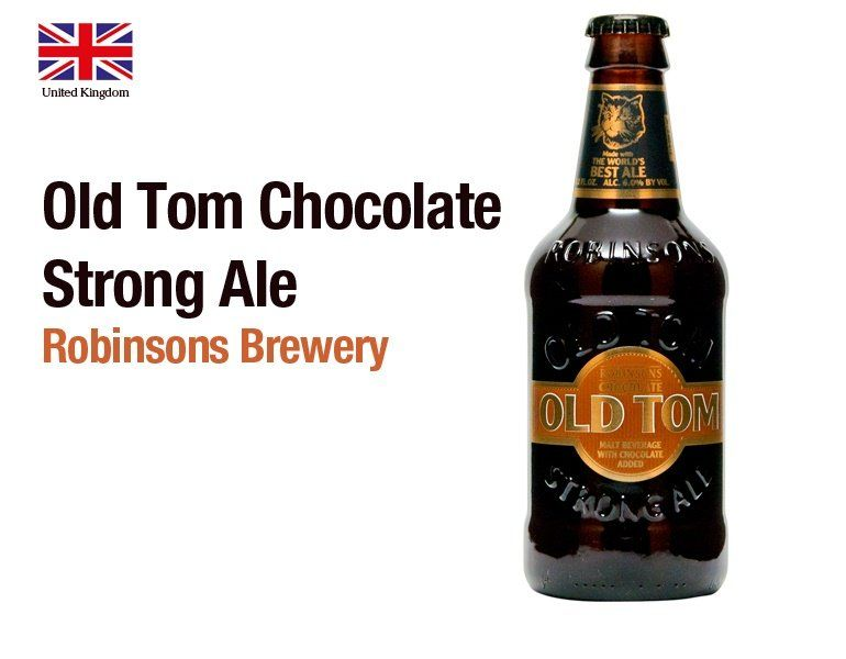 Old Tom Chocolate Strong Ale by Robinsons Brewery