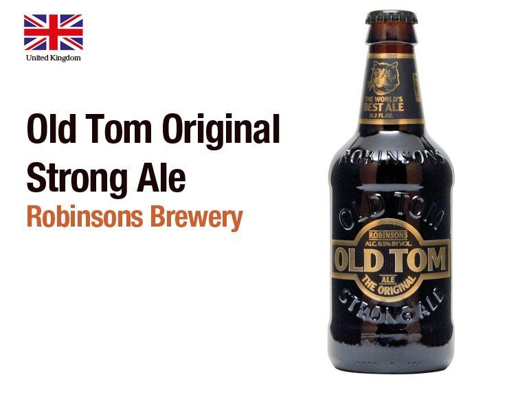 Old Tom Original Strong Ale by Robinsons Brewery