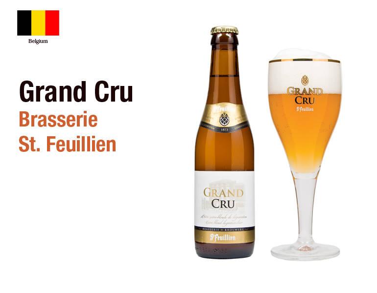 Grand Cru - Brasserie St.Feuillien