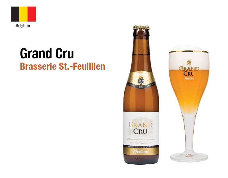 Grand Cru - Brasserie St. Feuillien