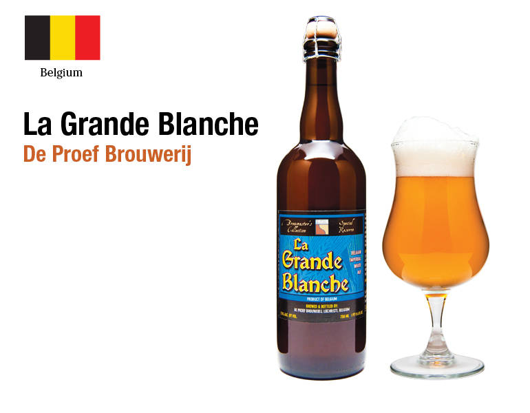 La Grande Blanche - De Proef Brouwerij