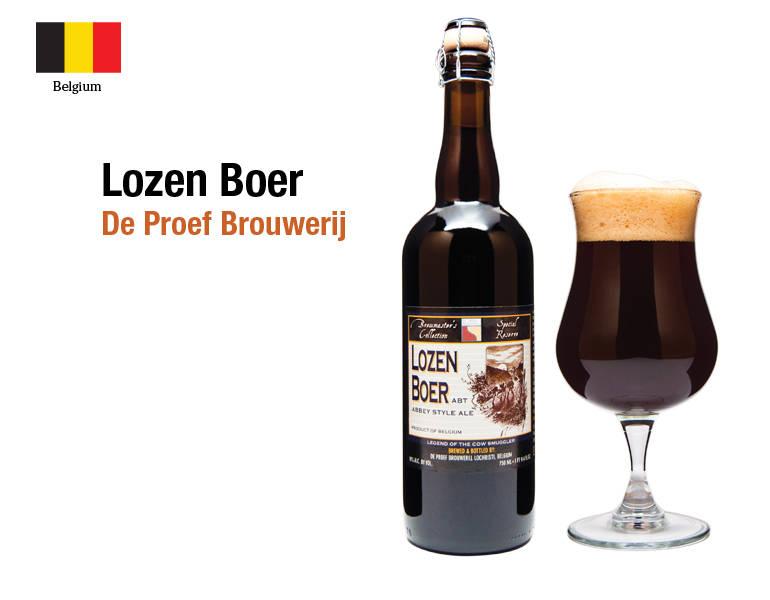 Lozen Boer - De Proef Brouwerij