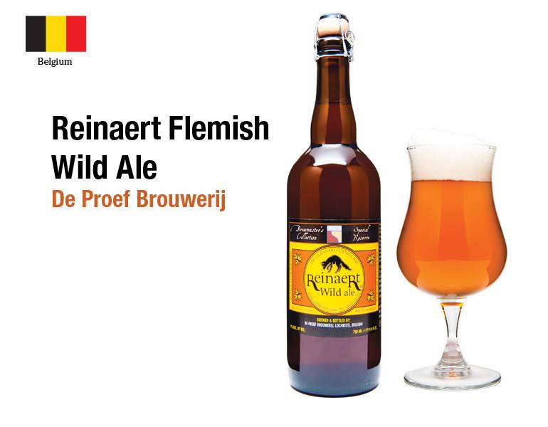 Reinaert Flemish Wild Ale - De Proef Brouwerij