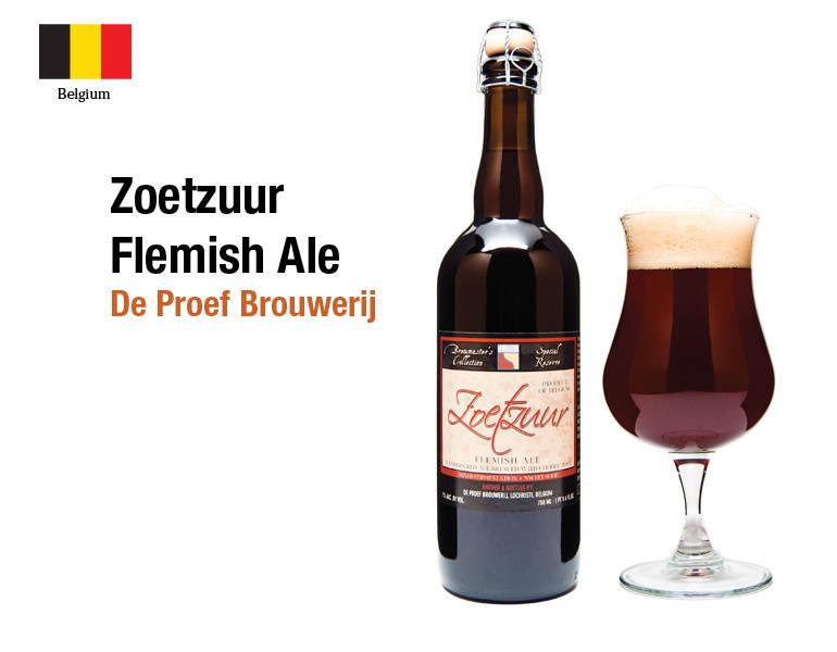 Zoetzuur Flemish Ale - De Proef Brouwerij