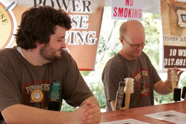 Indiana Microbrewers Festival: July 18